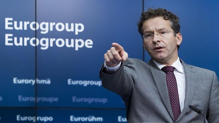 رئيس مجموعة اليورو: يجب على إيطاليا السعي إلى إصلاح الوضع الإقتصادي في البلاد