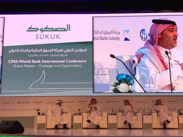 هيئة سوق المال السعودية والبنك الدولي يناقشان التحديات والفرص في مؤتمر سوق الصكوك