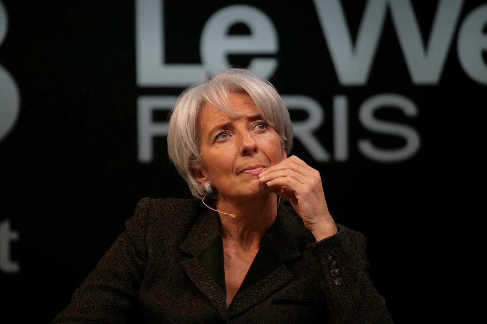 """مديرة البنك الدولي """"كريستين لاغارد""""  أمام المحكمة اليوم الاثنين"""
