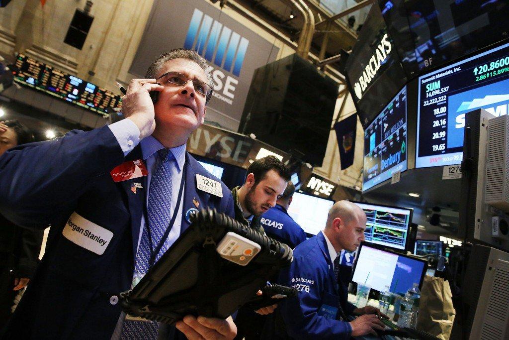 الاسهم الامريكية تفتتح مرتفعة رغم التوترات الجيوسياسية