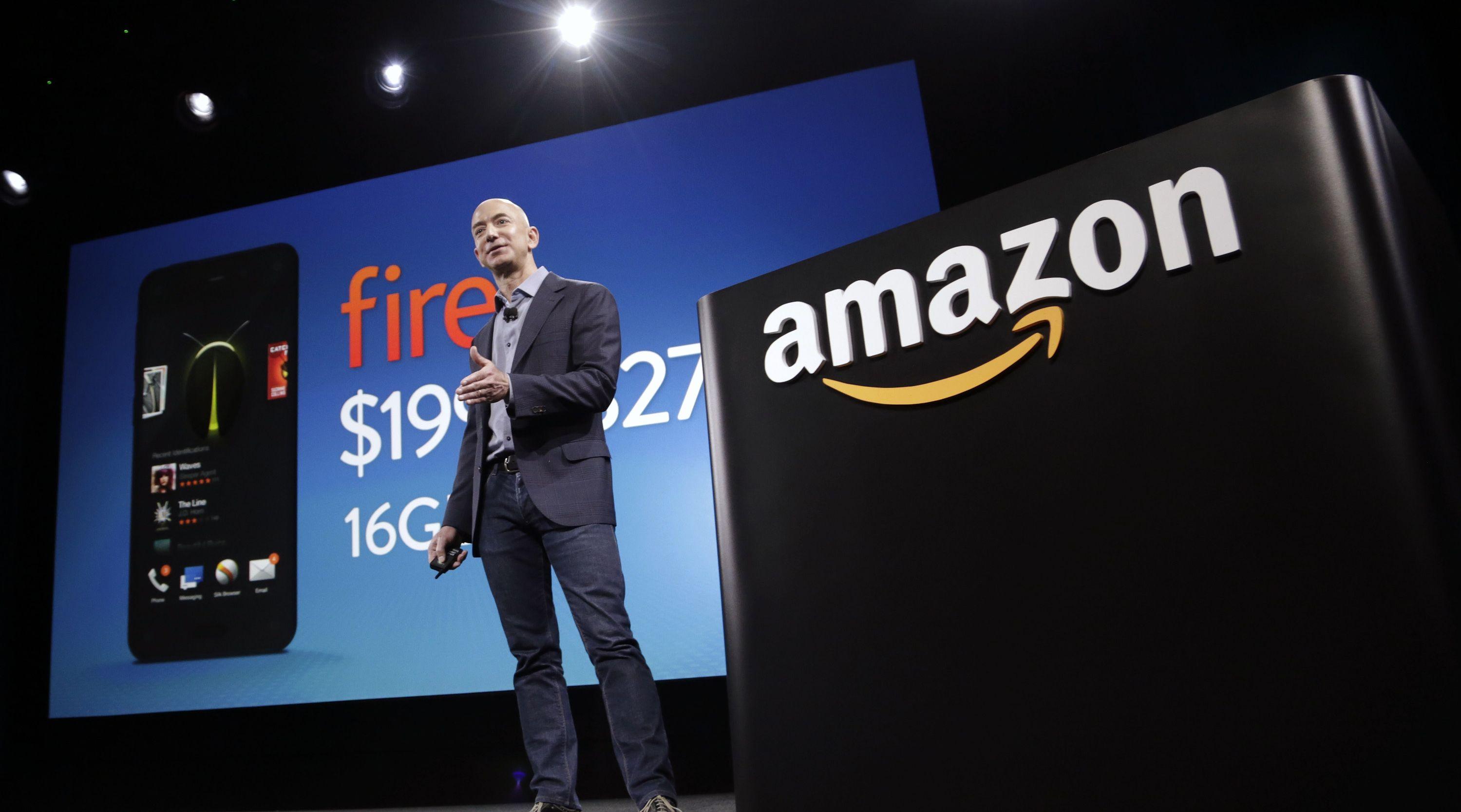 جيف بيزوس مؤسس شركة أمازون يتفوق على بيل جيتس ليتصدر قائمة أثرياء العالم