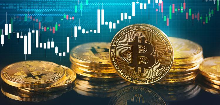 ما هي علاقة البيتكوين بسوق الأسهم والذهب ؟