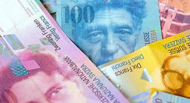 الين والفرنك السويسري يحتفظان بمكاسبها مع تعمق المخاوف بشأن الحرب التجارية