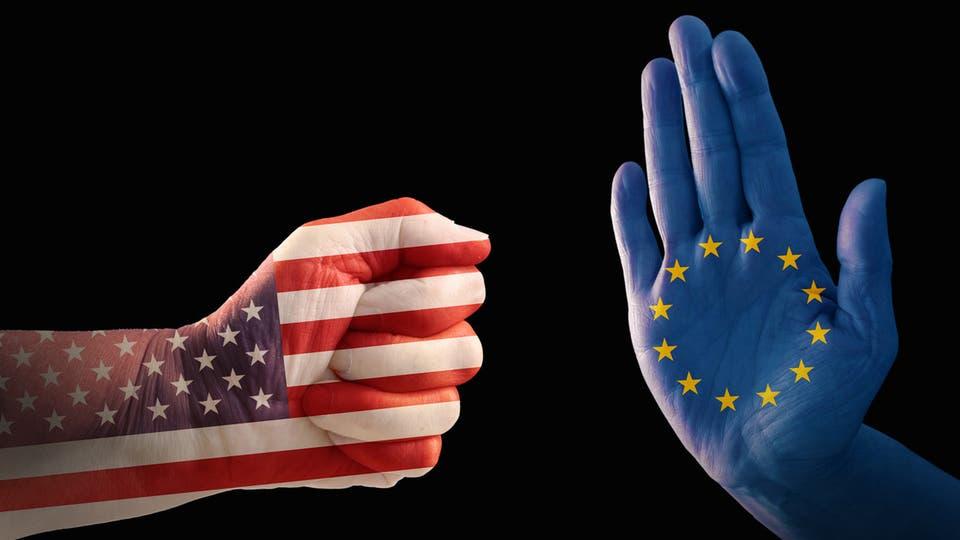 الولايات المتحدة تعلن عن فرض رسوم بقيمة 7.5 مليارات دولار على الاتحاد الأوروبي