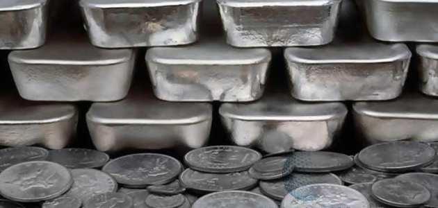 صعود الفضة بنسبة 1% خلال الجلسة الآسيوية اليوم الخميس 24 ديسمبر