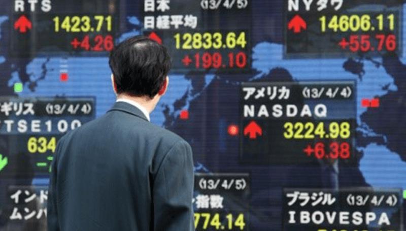 هبوط في سوق الأسهم الاسيوية بسبب مخاوف التسهيلات الامريكية