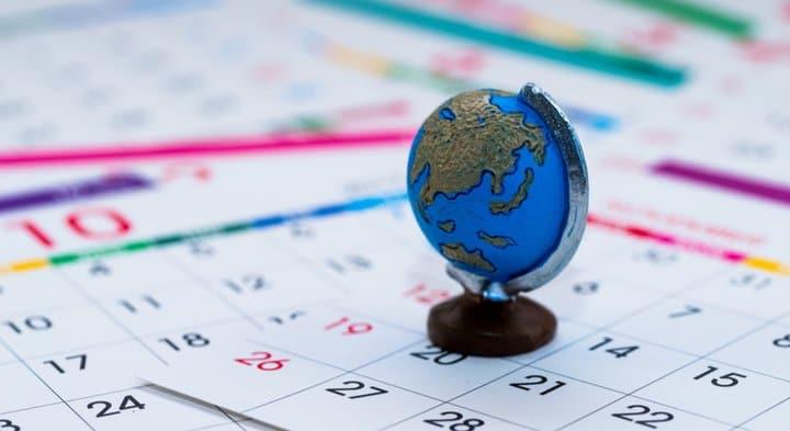 الاجندة الاقتصادية لسلع وبعض العملات خلال تعاملات نهاية الاسبوع …