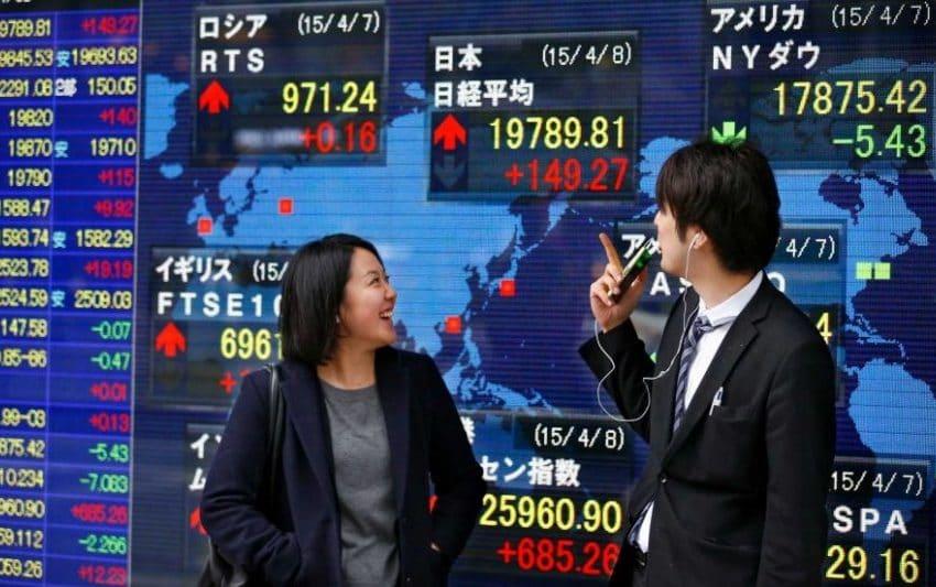 السوق الاسيوي بتداولات مجملها إيجابية بأولى جلسات الأسيوي