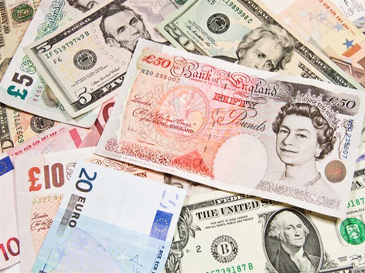 ارتفاع الإسترليني واليورو مقابل الدولار خلال تحركات يوم الجمعة 19 فبراير