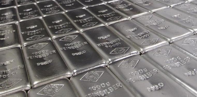 استمرار تراجع العقود الآجلة لأسعار الفضة لجلسة اليوم الخميس