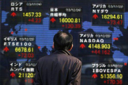 الإيجابية تسيطر على أغلب الأسهم الاسيوية