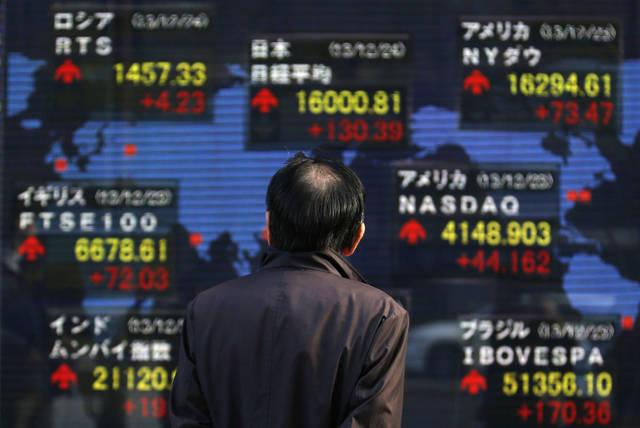 ارتدت الأسهم الآسيوية متراجعة خلال تعاملات يوم الجمعة 22 يناير