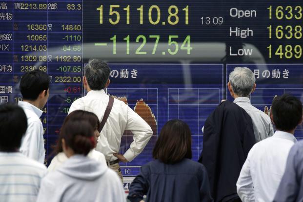 تباين في أداء الأسهم الآسيوية بسبب ارتفاع الإصابات بفيروس كورونا