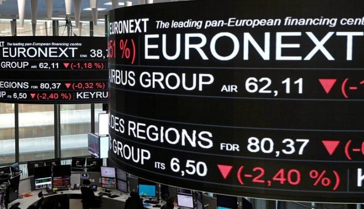 الأسهم الأوروبية تتلون بالاحمر خلال تداولات اليوم ماهي الاسباب وراء ذلك ؟