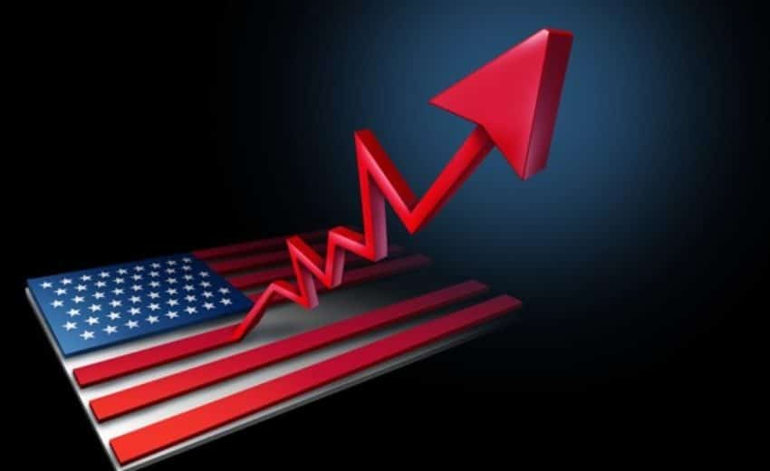 نمو الناتج المحلي الإجمالي للولايات المتحدة في الربع الثالث
