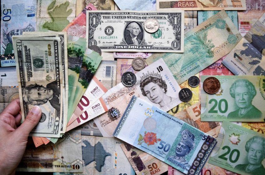 تحركات العملات مقابل الدولار الامريكي خلال اليوم 20 يناير…