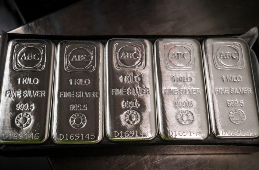 ارتفاع أسعار الفضة لتحركات جلسة تداول اليوم الأربعاء 20 يناير
