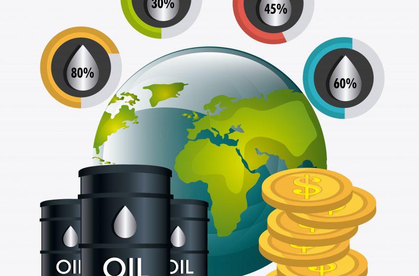 تباين في أسعار النفط خلال تداولات الخميس الثامن من ابريل