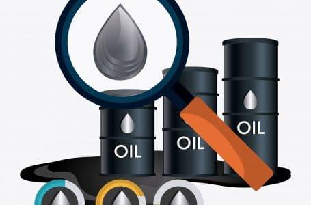 Fuel prices economy design, vector illustration eps10