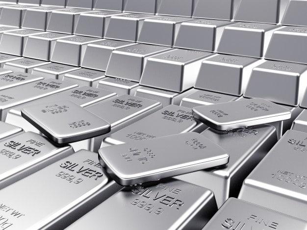العقود الآجلة لأسعار الفضة ترتفع بتعاملات اليوم الثلاثاء