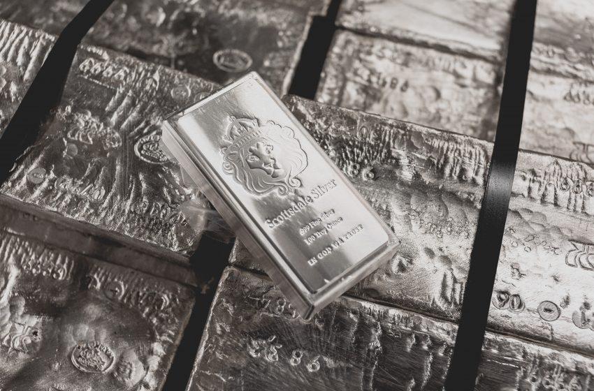 استقرار أسعار الفضة باخر جلسات الأسبوع المنصرم